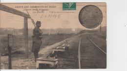 59 - GREVE DES CHEMINOTS DU NORD / SENTINELLE DEVANT LES SIGNAUX - France