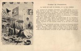 Contes De Fraimbois - La Vache Qui Fait Un Pompier Ou Le Veau Pompier. - Fairy Tales, Popular Stories & Legends