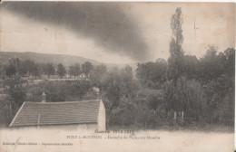 54   Pont A Mousson Incendie De Pagny Sur Moselle - Pont A Mousson