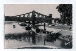 Charenton-le-Pont, Coup D´oeil Sur Les Ponts, 1949, éd. Raymon N° 720, Péniche Emilienne - Charenton Le Pont