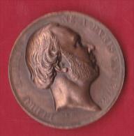 Ledru Rollin - Gouvernement Provisoire - Proclamation Du Suffrage Universel 1848 - Royal / Of Nobility