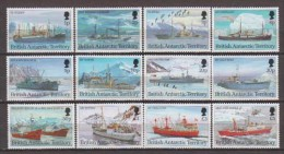 Antarctic.British Antarctic Territory1993.Michel.203-14.MNH.22139 - Brits Antarctisch Territorium  (BAT)
