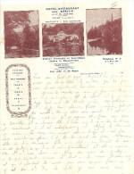 HOTEL -RESTAURANT DES MERITIS -PROP. ROCHE  CHATEAUNEUF LES BAINS 194 - France