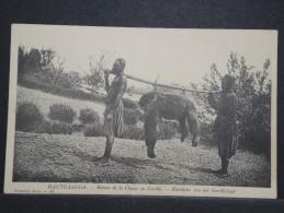 CENTRAFRIQUE - Haute Sanga - Retour De La Chasse Au Gorille - Voir Scans - Lot P14190 - Centrafricaine (République)