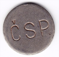 Czech Republic CSP Token - Repubblica Ceca