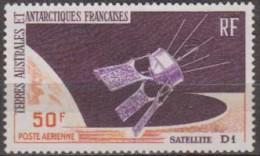 Antarctic.T.A.A.F.1966.Space.Michel.35.MNH.22144 - Zonder Classificatie