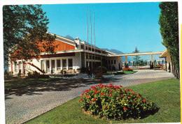 CARTOLINA ST.VINCENT - STABILIMENTO TERMALE    VIAGGIATA 1998 - Italia