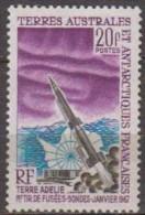 Antarctic.T.A.A.F.1967.Space.Michel.38.MNH.22147 - Zonder Classificatie
