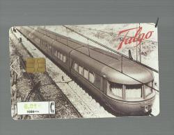98155 Telefon Card Carta Telefonica Con Treno Train D´ Epoca - Telefonkarten