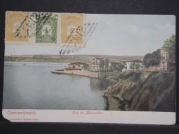 TURQUIE - Oblitération Spéciale Sur Cp De Muhurdar En 1908 - A Voir - Lot P14193 - 1858-1921 Empire Ottoman