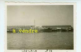 Mermoz F 14, Frégate Météorologique, Marine Nationale, à Casablanca, Ex Muskegon, USA - Bateaux