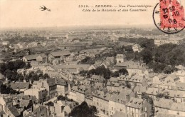 CPA    -    NEVERS    -    VUE  PANORAMIQUE - Nevers