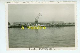 Ingénieur Elie Monnier, Marine Nationale, à Casablanca, Ex Albatros, Kriegsmarine, Luftwaffe, Allemagne - Bateaux