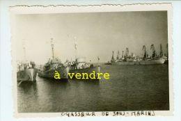 Chasseurs De Sous-marins, Marine Nationale, Et Mangalore, à Casablanca - Bateaux