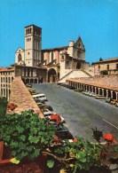 Assisi - Basilica Di San Francesco (con Auto) - Italie