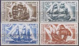 Antarctic.T.A.A.F.1973.Ships.Michel.85-88.MNH.22157 - Zonder Classificatie