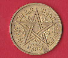 Maroc - 1 Franc - 1364/1945 - Pick N°41 - SUP - Morocco