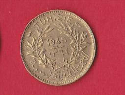 Tunisie - 50 Centimes 1364/1945 - Pick N°246 - SUP - Tunisie