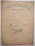 L´ILLUSTRATION:1900: LILLE ..ELECTION En ANGLETERRE.  INONDATIONS MIDI De La FRANCE.HAUTES PYRENEES.CONGRES De La PAIX. - Kranten