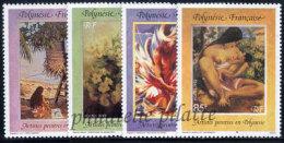 -Polynésie  422/25 - Polinesia Francese