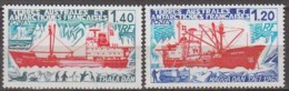 Antarctic.T.A.A.F.1977.Ships.Michel.122-23.MNH.22163 - Zonder Classificatie