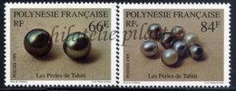 -Polynésie  477/78 - Polinesia Francese