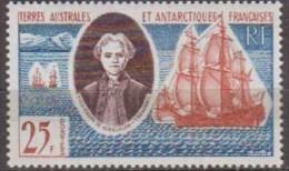 Antarctic.T.A.A.F.1960.Ship.Michel.23.MNH.22166 - Zonder Classificatie