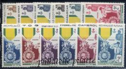 1952** Centenaire De La Médaille Militaire - France (ex-colonies & Protectorats)