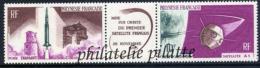1966** Lancement Du 1er Satellite Français - France (ex-colonies & Protectorats)