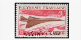 1969** Avion Supersonique Concorde - France (ex-colonies & Protectorats)