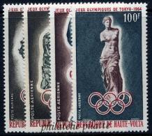 1964** J.O. De Tokyo - France (ex-colonies & Protectorats)