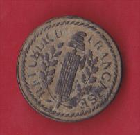 Bouton Révolutionnaire - Buttons