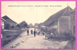 BESSONCOURT - Entree Village , Route De Belfort  / L76 - Sonstige Gemeinden