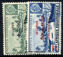 1944** Maréchal Pétain Surchargés - France (ex-colonies & Protectorats)