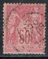 FRANCE : N° 98 Oblitéré  (Type Sage) - PRIX FIXE - - 1876-1898 Sage (Type II)