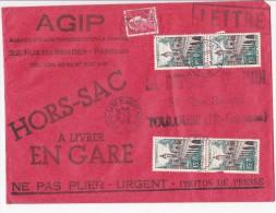 """Hors-sac """"la Dépeche Du Midi"""" - Postmark Collection (Covers)"""
