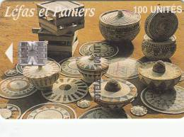 GUINEA - Guinean Handcrafts(100 Units), Used - Guinée