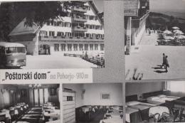 SLOVENIA - Postarski Dom Na Pohorju 1958 - Slovénie
