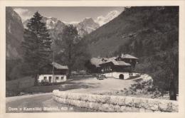 SLOVENIA - Dom V Kamniski Bistrici 1960 - Slovénie