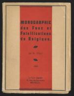 Monographie des Faux et Falsifications de Belgique - M. Tolli 1938