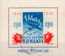 Rumänien Block 32 Gest. (€ 40,00) - Ansehen!! - 1918-1948 Ferdinand, Charles II & Michael