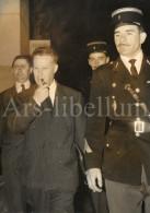 Photo Ancien / Paris, 1961 / Procès Du Général De L´Air Jean-Louis Nicot (´Putsch Des Généraux´) - Oorlog, Militair