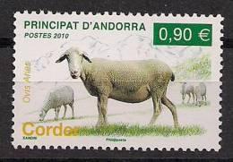 2010 Andorra Fr. Mi. 712 **MNH - Unused Stamps