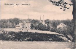 MARIENWERDER Kwidzin Hammer Mühle 18.11.1916 Als Feldpost Gelaufen - Westpreussen