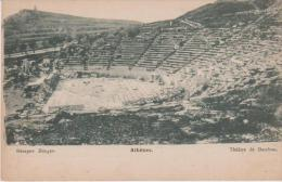 Greece Athens Theatre De Bacchus   - Ed. Pallis - Unused - Grecia