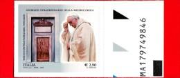 Nuovo - ITALIA - 2015 - Giubileo Della Misericordia - Papa Francesco E Basilica San Paolo Fuori Le Mura - 2.90 € Alfanum - 1946-.. République