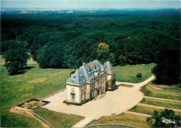 FOLEMBRAY LE CHATEAU VUE AERIENNE - France