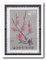 Korea 1965, Postfris MNH, Flowers, Trees - Korea (...-1945)