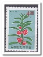 Korea 1965, Postfris MNH, Plants, Flowers - Korea (...-1945)