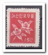 Korea 1949, Postfris MNH, Flowers - Korea (...-1945)